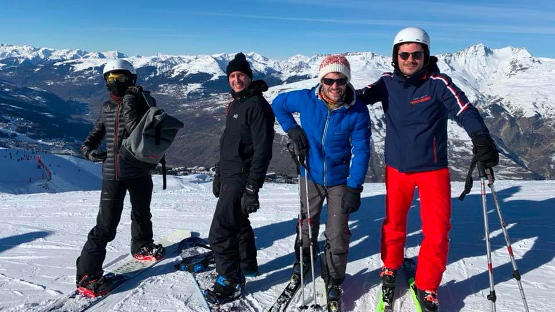 Session ski - Séminaire 2020